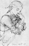 Albrecht Dürer - My Agnes