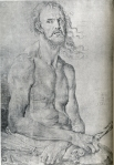 Albrecht Dürer - Self-Portrait 1522