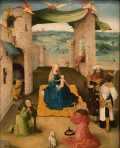 Hieronymus Bosch - Adoration of the Magi 2