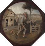 Hieronymus Bosch - The Wayfarer