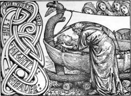 Odin & Baldr (Poem)