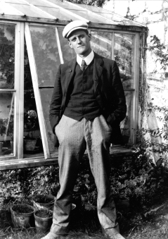 James Joyce young