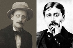 Joyce & Proust Meet