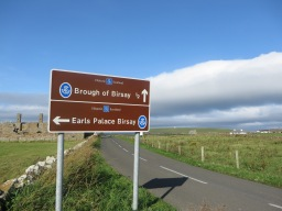 Walking the Brough of Birsay, Orkney