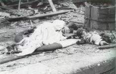 Hiroshima Dead