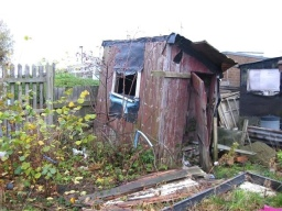 """Old Man's Shed"" – New Poem at Cider Press Review"