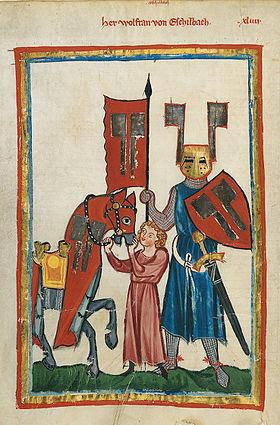 Codex_Manesse_149v_Wolfram_von_Eschenbach