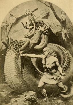 The Great Myths #26: Sigurd Kills the Monster Fafnir & Understands the Language of Animals (Norse)