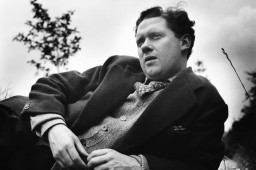 "Dylan Thomas: ""The force that through the green fuse drives the flower"""