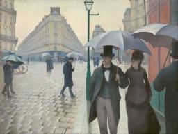 Images: 3 Impressionist Street Scenes