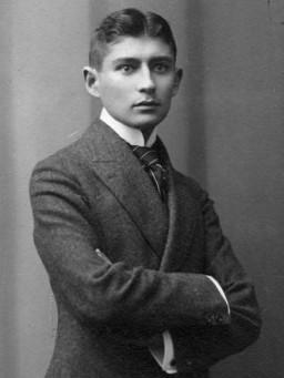 The Poet Speaks #14:  Kafka Tries Again & Again