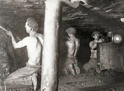 George Orwell in the Coal Mines