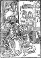 Albrecht Durer - St. Jerome - 1492