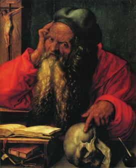 Albrecht Durer - St. Jerome - 1521