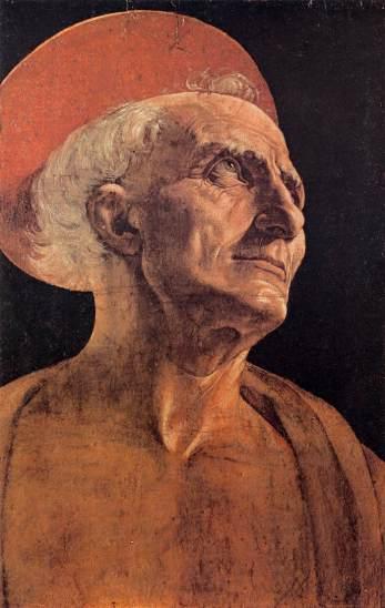 Andrea del Verrocchio - St. Jerome - 1465