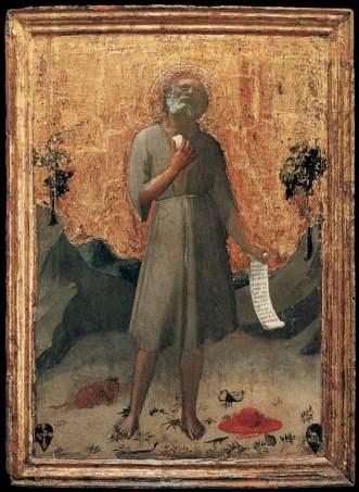 Fra Angelico - Penitent St. Jerome - 1424