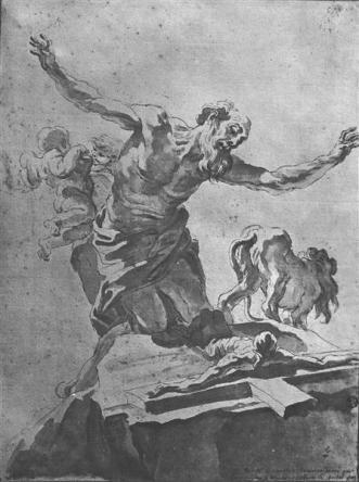 Gian Lorenzo Bernini - St. Jerome - 1665