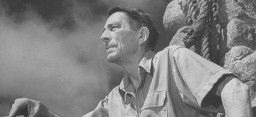"5 Poems by Robinson Jeffers: ""Lend me the stone strength of the past"""