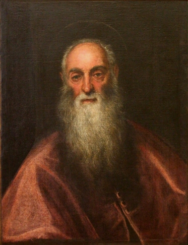 Tintoretto - St. Jerome - 1550