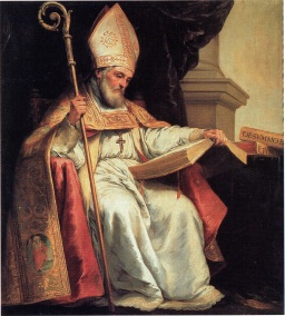 "New Essay at The Wisdom Daily: ""The Loneliness of Isidore of Seville"""