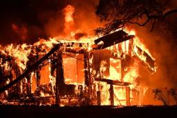 Fire Houses (poem)