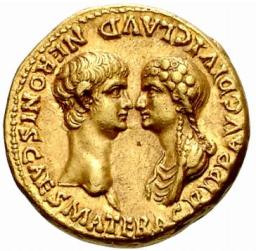 Nero & His Mother (poem)