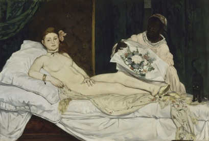 Manet - Olympia - 1863