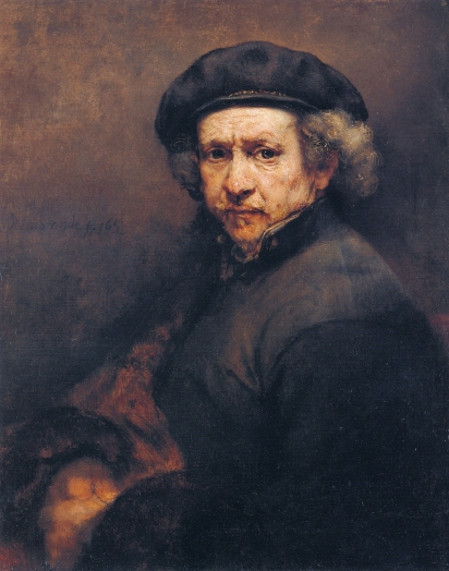 Rembrandt - Self-Portrait - 1659