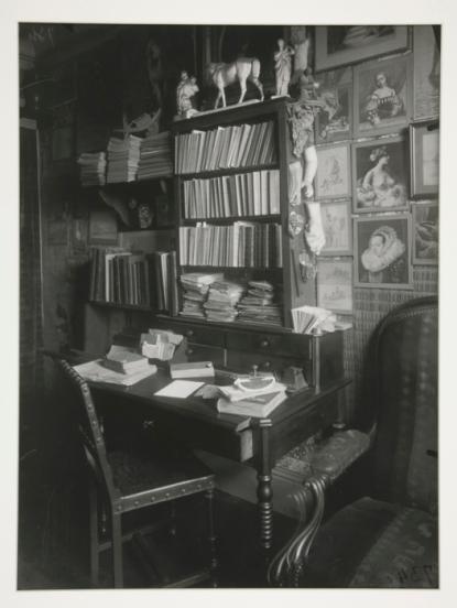 Eugène Atget - Atget's Salon