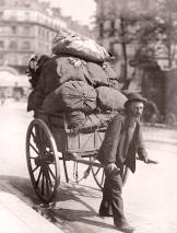 Eugène Atget - Rags Collector - 1899