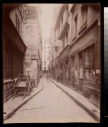 Rue des Etuves St. Martin (4e)