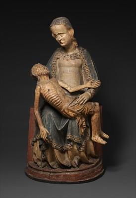 German Pieta, c. 1375-1400