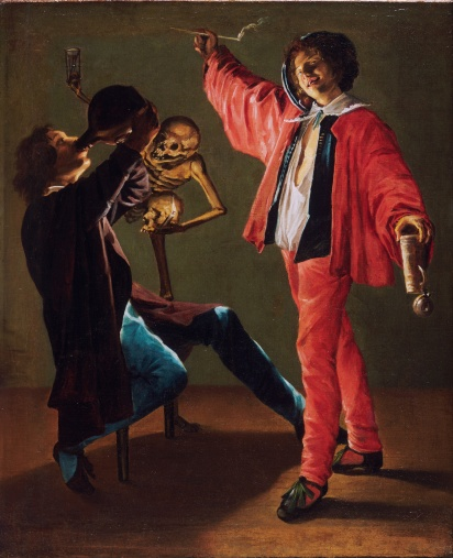 Leyster - The Last Drop (Merry Cavaliers) - 1629