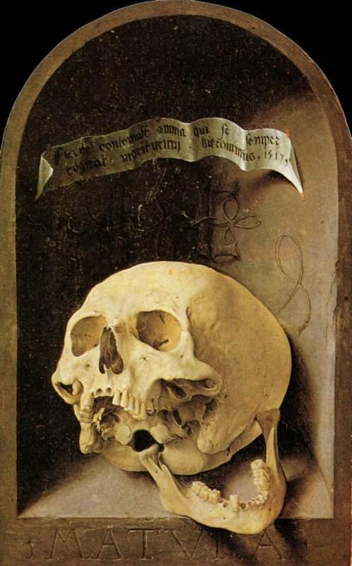 Mabuse - Skull - 1517