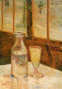 Van Gogh - Absinthe - 1887