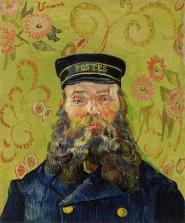 Van Gogh - Joseph-Etienne Roulin - 1889