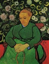Van Gogh - Madame Augustine Roulin - 1889