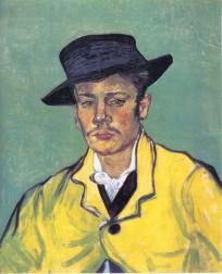 Van Gogh - Portrait of Armand Roulin - 1888