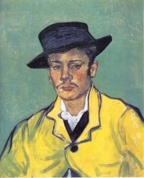 Van Gogh - Portrait of Armand Roulin - 1888