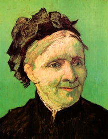 Van Gogh - Portrait of Artist's Mother - 1888