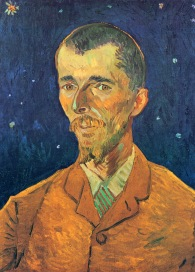 Van Gogh - Portrait of Eugene Boch - 1888