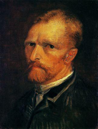 Van Gogh - Self-Portrait - 1886