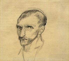 Van Gogh - Self-Portrait (2) - 1886