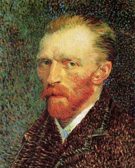 Van Gogh - Self-Portrait (2) - 1887