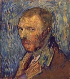 Van Gogh - Self-Portrait (2) - 1889