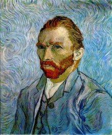 Van Gogh - Self-Portrait (3) - 1889