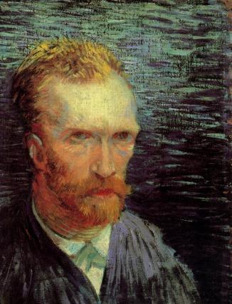 Van Gogh - Self-Portrait (4) - 1887