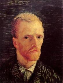 Van Gogh - Self-Portrait (6) - 1887