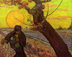 Van Gogh - Sower - 1888
