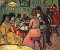 Van Gogh - The Brothel - 1887